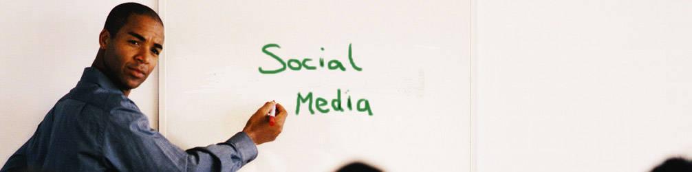 training on  social media
